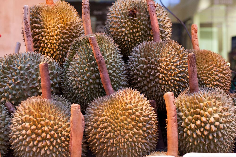 Durian, chinatown, Bangkok, Thailand