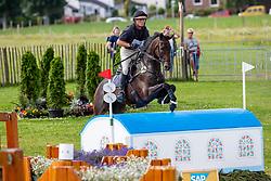 OSTHOLT Frank (GER), Jum Jum<br /> Aachen - CHIO 2019<br /> SAP-Cup<br /> Teilprüfung Cross-Country<br /> 20. Juli 2019<br /> © www.sportfotos-lafrentz.de/Stefan Lafrentz