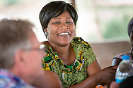 Esther Levison listens during a deaconess class at the Evangelical Lutheran Church in Tanzania – South-East of Lake Victoria Diocese (ELCT-SELVD) Bishop Emmanuel Makala Training Center on Friday, March 13, 2015, in Shinyanga, Tanzania. LCMS Communications/Erik M. Lunsford