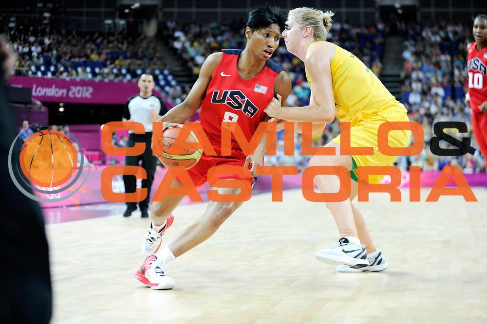 DESCRIZIONE : Basketball Jeux Olympiques Londres Demi finale<br /> GIOCATORE : McCoughtry Angel USA<br /> SQUADRA : USA FEMME<br /> EVENTO :l Jeux Olympiques<br /> GARA : USA AUSTRALIE<br /> DATA : 09 08 2012<br /> CATEGORIA : Basketball Jeux Olympiques<br /> SPORT : Basketball<br /> AUTORE : JF Molliere <br /> Galleria : France JEUX OLYMPIQUES 2012 Action<br /> Fotonotizia : Jeux Olympiques Londres demi Finale Greenwich Arena<br /> Predefinita :