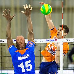 20141217: SLO, Volleyball - CEV Champions League, ACH Volley vs Budvanska Rivijera