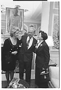 ANNA MURDOCH,, RUPERT MURDOCH, MADAME DENG MAOMAO, , Deng Xiaxoping  book party, Waldorf Towers 15 feb 95