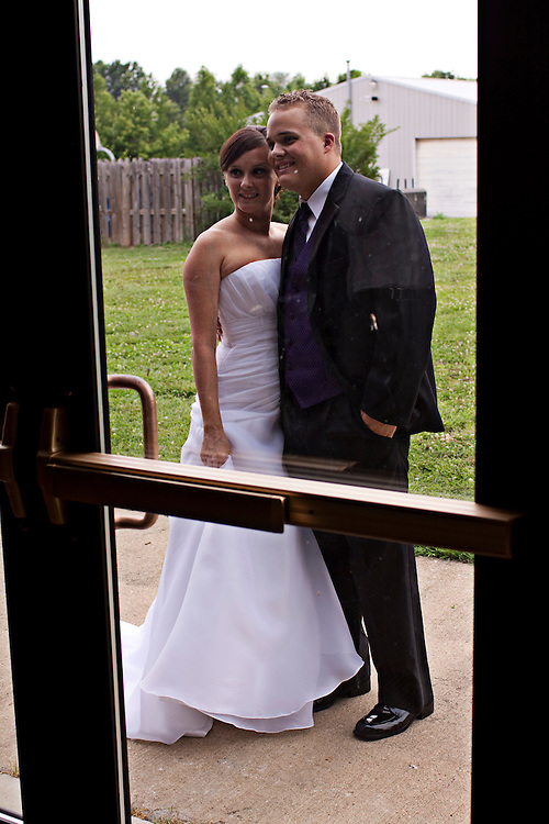 .June 25, 2011 .Hope and Todd Schissel Wedding.Edwardsville, Illinois