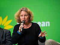 DEU, Deutschland, Germany, Berlin, 24.11.2018: Judith Sargentini, MEP, Council of the European Green Party (EGP council) at Deutsche Telekom Representative Office.