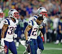 Super Bowl XLIX New England Patriots <br /> <br /> ( Tom DiPace)