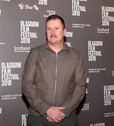 Glasgow Film Festival 2019<br /> <br /> Scottish Premier of Papi Chulo<br /> <br /> <br /> Pictured: John Butler <br /> <br /> (c) Aimee Todd | Edinburgh Elite media
