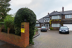 Some homes have installed CCTV and other surveillance measures after residents of Higher Drive in Sutton, Surrey, have had to set up a whatsApp group to coordinate efforts in tackling burglaries in their area after several homes have been burgled.. London, November 28 2018.