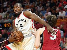 Miami Heat vs Toronto Raptors 11 March 2017