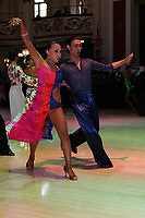 Blacpool Danca Festival is the most famous event among dance competiptions held in Blackpool, United Kingdom on May 27, 2011. ATTILA VOLGYI<br /> Published on DanceSport Info do not copy!
