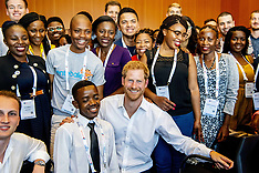 Prince Harry @ AIDS Summit - 23 July 2018