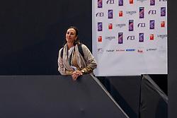 Philippaerts Veronique, BEL<br /> LONGINES FEI World Cup™ Finals Paris 2018<br /> © Hippo Foto - Dirk Caremans<br /> 14/04/2018