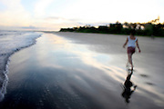 Santo Antonio_BA, Brasil...Praia no vilarejo de Santo Antonio no norte da Bahia...The beach in Santo Antonio village in Bahia north...Foto: LEO DRUMOND / NITRO