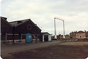 Old amateur photos of Dublin streets churches, cars, lanes, roads, shops schools, hospitals January 1992 ringsend dockland