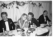 JOHN HERVEY MARQUESS OF BRISTOL; FRANCESCA MARCHIONESS OF BRISTOL. Royal London ball. Cowes, 2 August, 1985,<br /> <br /> SUPPLIED FOR ONE-TIME USE ONLY> DO NOT ARCHIVE. © Copyright Photograph by Dafydd Jones 248 Clapham Rd.  London SW90PZ Tel 020 7820 0771 www.dafjones.com