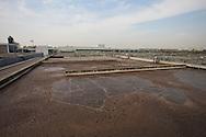San Rocco, Milano sud : Impianto di depurazione delle acque reflue. San Rocco Waste Water Treatment plant.
