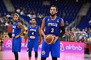 DESCRIZIONE : Berlino Berlin Eurobasket 2015 Group B Iceland Italy<br /> GIOCATORE : Marco Belinelli<br /> CATEGORIA : tiro libero<br /> SQUADRA : Iceland Italy<br /> EVENTO : Eurobasket 2015 Group B<br /> GARA : Iceland Italy<br /> DATA : 06/09/2015<br /> SPORT : Pallacanestro<br /> AUTORE : Agenzia Ciamillo-Castoria/Giulio Ciamillo<br /> Galleria : Eurobasket 2015<br /> Fotonotizia : Berlino Berlin Eurobasket 2015 Group B Iceland Italy