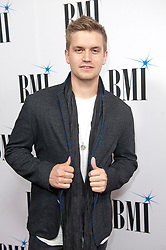 Nov. 13, 2018 - Nashville, Tennessee; USA - Singer LEVI HUMMON attends the 66th Annual BMI Country Awards at BMI Building located in Nashville.   Copyright 2018 Jason Moore. (Credit Image: © Jason Moore/ZUMA Wire)