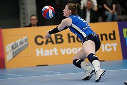 20180331 NED: Eredivisie Sliedrecht Sport - Regio Zwolle, Sliedrecht <br />Florien Reesink (5) of Sliedrecht Sport <br />©2018-FotoHoogendoorn.nl / Pim Waslander