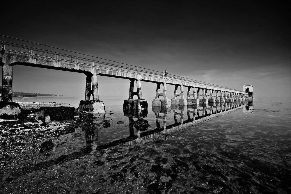 One of the crew removes the last of their belongings during the final days of the old Bembridge Lifeboat Station.<br /> <br /> Single wide-angle frame with the Sigma 10-20mm lens at f10.0  1/200.<br /> <br /> Part of the Ocean Seen - Oceanic Photography Exhibition.<br /> <br /> Sponsored by Wightlink - Dimbola Museum & Galleries, Freshwater Bay, Isle of Wight - 29th June to 2nd September 2012.<br /> <br /> A collaborative summer show, bringing together three great oceanic photographers to celebrate the way we interact with our great British coastline.