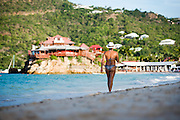 A trip to St. Barthelemy island in the Caribbean.
