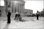 Supreme Court Row v Wade Anniversary 1989