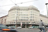 2011, BERLIN/GERMANY:<br /> Soho House Berlin, Privat Member Club, Torstrasse<br /> IMAGE: 20120104-01-059