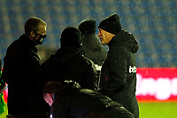 Jim Gannon. Stockport County FC 0-1 West Ham United FC. Emirates FA Cup 4th Round. 11.1.21