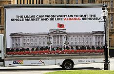 Vote In campaign,London 240416