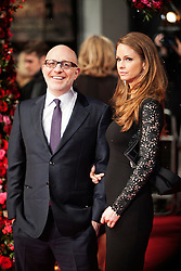 © Licensed to London News Pictures. 13/02/2014. London, UK. The director Akiva Goldsman as he attends during A New York Winter's Tale premiere outside the Odeon Kensington. Photo credit : Andrea Baldo/LNP
