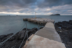 The Old Pier at North Berwick