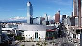 NBA-Staples Center Views-Mar 21, 2020