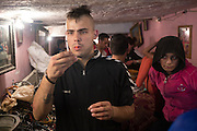 Life UNDER the streets: How the diseased and destitute are forced to carve out a grim existence in the sewers of Eastern Europe<br /> <br /> Once dubbed 'The Paris of the East', Romanian capital Bucharest is a city teeming with ornate architecture, Baroque palaces and tree-lined boulevards.<br /> But beneath its mansions and squares lies a second city that no tourist gets to see - an underground kingdom of outcasts and drug addicts living in the city's vast network of sewers.<br /> Here, everyone is HIV-positive and a quarter have TB, yet they are left to rot in the darkness, huddling against heating pipes and snorting glue to stay warm.<br /> <br /> <br /> At the head of this city of vice is one man, named Bruce Lee from his street-fighting days. A father, mentor and drug-dealer to all, he brings safety - and a bottomless supply of glue - to the 'sewer children' of Bucharest, many of whom have lived there since the fall of Communism two decades ago.<br /> Now this underground society is exposed in a new film by Channel 4 News' Paraic O'Brien, Jim Wickens & Radu Ciorniciuc.<br /> This is their dispatch.<br /> <br /> <br /> We're standing outside Bucharest's Gara de Nord, in the pouring rain, waiting for an invitation. You can travel to the heart of the EU from this train station but our journey will take us just a few metres. <br /> On the surface, the newest member to the European club has worked hard to redefine itself. But there's a another Romania, underground.<br /> <br /> When Ceausescu fell there were tens of thousands of children in orphanages and in state 'care' in Romania. But in 1990 a series of reports revealed what a nightmarish misnomer that was. Scenes of neglect and cruelty on our televisions, reminiscent of the concentration camps. <br /> So what happened to those children? We've been told that some moved into the tunnels underneath Bucharest, drug addiction was rife, some had had children of their own.<br /> <br /> The entrance to this underworld is a hole in the pavement on a traffic island in front of the station. By late afternoon they start to wake