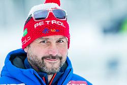 Tomas Kos during Slovenian National Cup in Biathlon, on December 30, 2017 in Rudno polje, Pokljuka, Slovenia. Photo by Ziga Zupan / Sportida