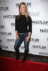 April Brooks, at the Hustler Hollywood Grand Opening, Hustler Hollywood, CA 04-09-16. EXPA Pictures © 2016, PhotoCredit: EXPA/ Photoshot/ Martin Sloan<br /> <br /> *****ATTENTION - for AUT, SLO, CRO, SRB, BIH, MAZ, SUI only*****