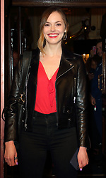 May 29, 2019 - London, United Kingdom - Hannah Tointon at The Starry Messenger Press Night at the Wyndhams Theatre, Leicester Square (Credit Image: © Keith Mayhew/SOPA Images via ZUMA Wire)