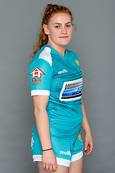 Charlotte Wright Hayley of Worcester Warriors Women - Mandatory by-line: Robbie Stephenson/JMP - 27/10/2020 - RUGBY - Sixways Stadium - Worcester, England - Worcester Warriors Women Headshots