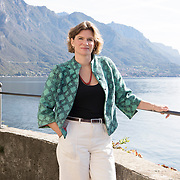 Bellagio, Italy, October 10, 2019. ProfessorMazzucato, author of the Entrepreneurial State and Founding Directorof the UCLInstitute for Innovation and Public Purpose.
