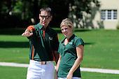 2011 Hurricanes Women's Golf Action