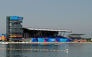 Beijing, CHINA.  at  the  2007. FISA Junior World Rowing Championships,  Shunyi Water Sports Complex. 11/08/2007 [Mandatory Credit Peter Spurrier/Intersport Images]..... , Rowing Course, Shun Yi Water Complex, Beijing, CHINA,
