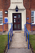 Police station, Woodbridge, Suffolk
