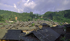 China - Traditional Villages In Guizhou Region - 14 Sep 2016