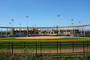 The Great Park Softball Stadium and Facility