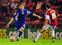 Football<br /> Coca Cola Championship Middlesbrough vs Leicester City. Matt Oakley (Leicester Captain) <br /> 29/09/2009. Credit Colorsport / Darren Blackman