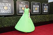 February 28, 2021 - CA: 78th Golden Globe Awards - Arrivals
