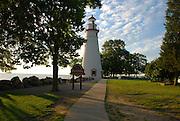 Marblehead Lighthouse Entrance