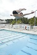 2003 Miami Hurricanes Swimming & Diving