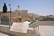 Israel, Jerusalem, Old City, Robinson's Arch