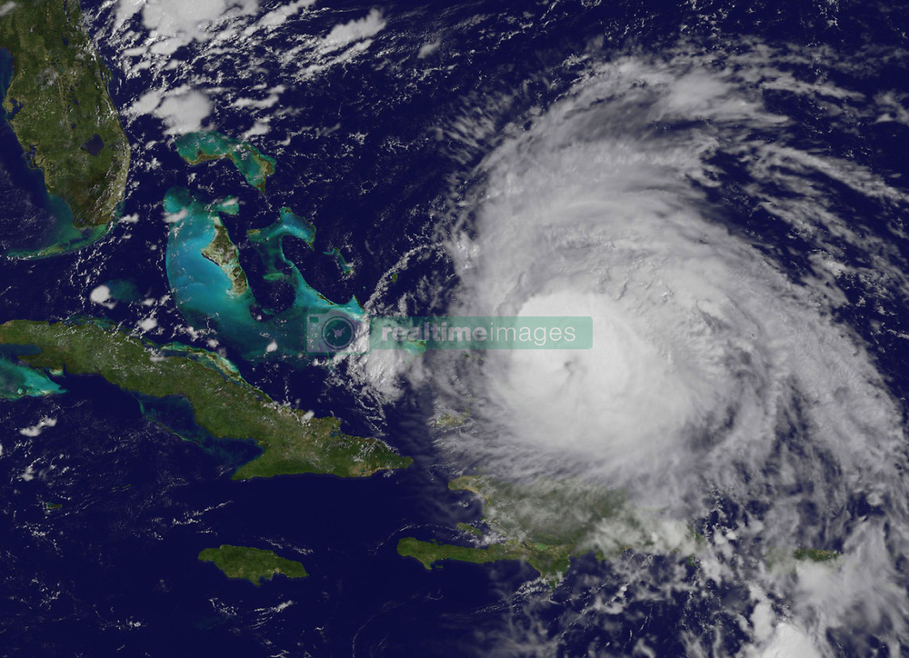 September 22, 2017 - Atlantic Ocean - This visible image of Hurricane Maria was taken from NOAA's GOES East satellite on Sept. 22 at 10 a.m. EDT (1400 UTC) as it was nearing the Bahamas. (Credit Image: © NOAA GOES Project/NASA via ZUMA Wire/ZUMAPRESS.com)