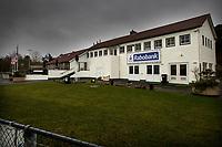 ZANDVOORT -  Clubhuis. Hockeyclub Zandvoort. COPYRIGHT KOEN SUYK