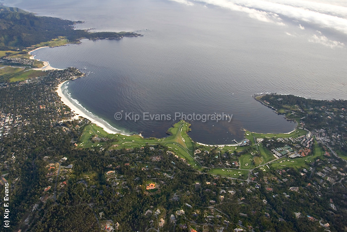 Point Lobos & Carmel Bay MPAs, looking westerly